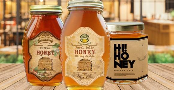 Những bài thuốc chữa bệnh từ mật ong