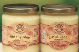 Sữa ong chúa cải thiện làn da hiệu quả