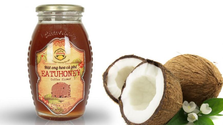 Nước dừa và mật ong: Thức uống tuyệt vời cho sức khỏe
